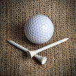 Golf Ball. - Stock Photo