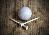 Golf Ball. — Stock Photo