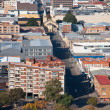 Bloemfontein city panorama — Stock Photo