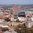 Bloemfontein city panorama — Stock Photo #26059947