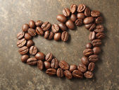 Roasted Arabica Coffee Bean — Stock Photo