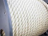 White rope — Stockfoto