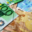 Money, Euros. — Stock Photo