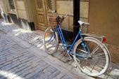 Bicicleta en Estocolmo — Stock Photo