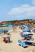 Ibiza Beach — Stock Photo