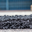 Stock Photo: Asphalt road