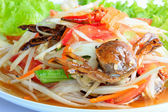 Hot Meat Dishes : North Eastern of Thailand — ストック写真