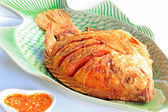 Hot Meat Dishes : North Eastern of Thailand — Stock Photo