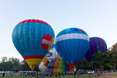 CHIANGMAI,THAILAND- NOV 24: 6th International Balloon Festival 2 — Stock Photo