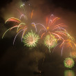 Pattaya International Firework Festival 2012 — Stock Photo #17131797