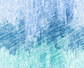 Abstract blue grungy pastel background — Stock Photo