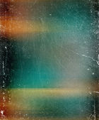 Vintage distressed blurry old photo background with light leaks — Stock Photo