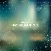 Vector vintage blurry unfocused background — Stock Vector