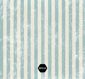 Vintage striped weathered vector background. — Stock Vector