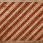 vintage Vector agotado tarjeta de papel con estampado geométrico rayas rojo agotado — Stockvector  #36024043