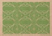 Vector vintage paper background — Stock Vector