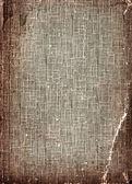 Ročník sešlý plátěný pozadí — Stock fotografie