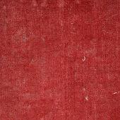 Vintage worn canvas background — Stock Photo