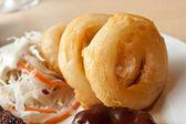 Onion ring — Stock Photo