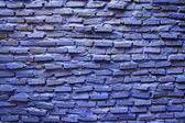 Grunge purplr wall — Stock Photo