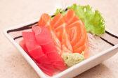 Sashimi — Fotografia Stock