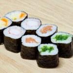 Japanese food — Stock Photo #38199281