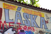 Local de Praga — Fotografia Stock