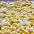 Cavatelli pugliesi Italia — Stock Photo