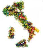 The Italian carnival — Stock Photo