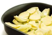 Hinojo y queso — Foto de Stock