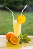 Orange juice — Photo