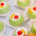 Sicilian sweets — Stock Photo