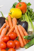 Karışık sebze — Stok fotoğraf