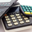 Stock Photo: Old Calculator
