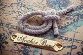 Nautical knots — Stock Photo