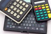 Stary kalkulator — Zdjęcie stockowe