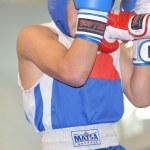 Boxing among Juniors — Stock Photo #13933904