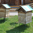 Foto Stock: Home for bees