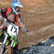 Motocross Junior Championships — Stock Photo