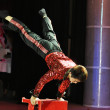 Stock Photo: Artists of Chinese circus