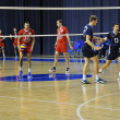 Volleyball competitions — Foto de Stock