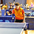 Stock Photo: Table tennis competitions