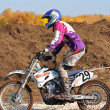 Motocross Junior Championships — Stock Photo #17203793