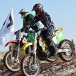 Motocross Junior Championships — Foto Stock
