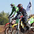 Motocross Junior Championships — Stock Photo #17204069