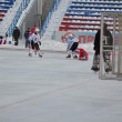 Ball hockey — Photo