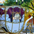Wedding carriage — Stock Photo #18763067