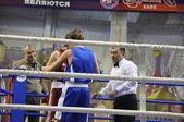 Boxing for men — Stock Photo