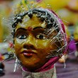Multicolor puppets from India — Stock fotografie