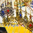Stock Photo: Colorful indiJewelry